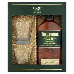 уиски тюламор 0.7 с две чаши