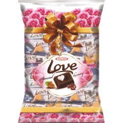 Love шоколадчета 1 кг.