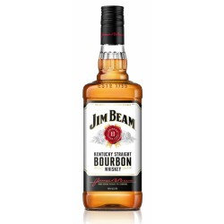 уиски бърбън Jim Beam 0.7л