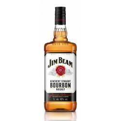 уиски бърбън Jim Beam 1л