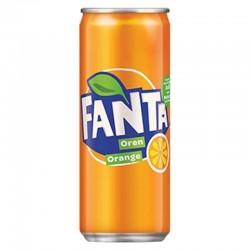 Фанта портокал 0.330 КЕН