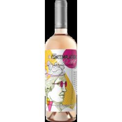 вино розе контемплейшън...