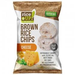 Оризов чипс сирене 60 гр.