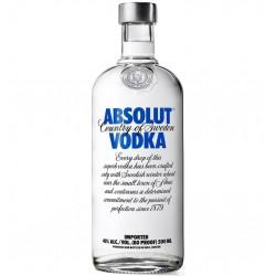 водка абсолют 0.5 л.