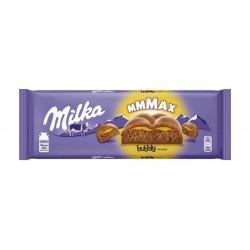 Milka шоколад бъбли карамел...
