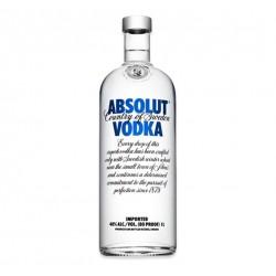 водка абсолют 1 л.