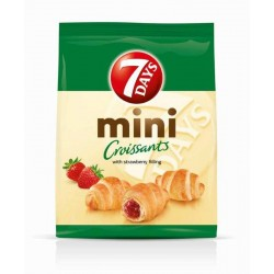 Мини Кроасани ягода 60 гр.