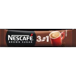 Нескафе 3 в 1Кафява захар...