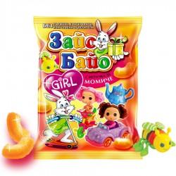 Зайо Байо с играчка GIRL 12...