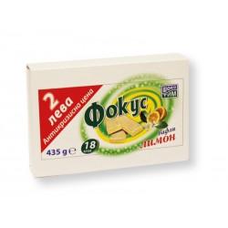 Фокус лимон 18 мини вафли /...