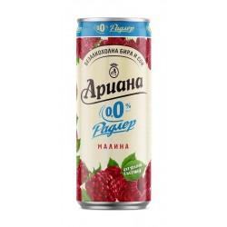 Ариана радлер 0% алкохол...