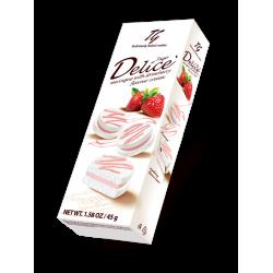 Делис Целувки с ягодов крем...