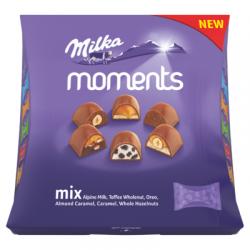 Milka бонбони Моменти...