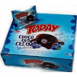 Today Брауни кекс шоколад и...