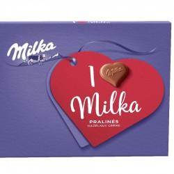 Milka бонбони Лешник 110 гр.