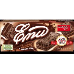 Еми слепени бисквити какаов...