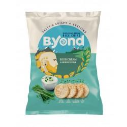 B.YOND оризов чипс сметана...