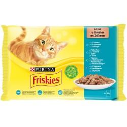 Friskies Пауч Котка Риба 4...
