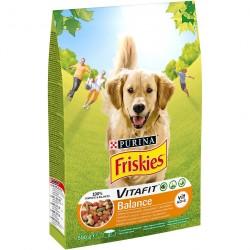 Friskies гранула за куче...