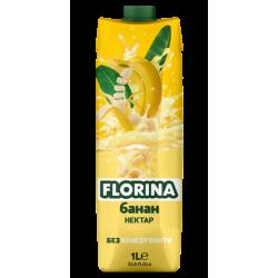 сок флорина 1 литър банан