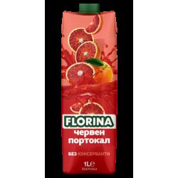 сок флорина 1 литър червен...