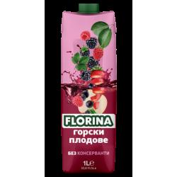 сок флорина 1 литър горски...