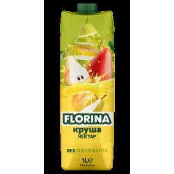 сок флорина 1 литър круша