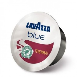 Лаваца BLUE Tierra 100 капсули