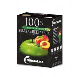 сок фрукталина ябълка и...