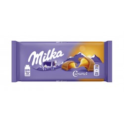 Milka шоколад Карамел -...