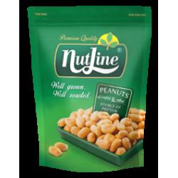 NutLine Пържен белен фъстък...