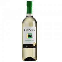 бяло вино гато негро 0.75 л.