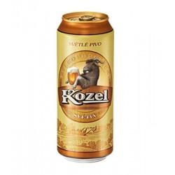 бира козел кен 0.5 л. / х6 /