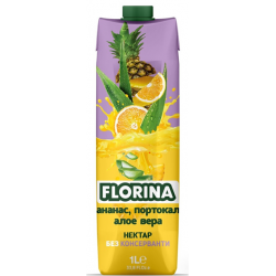 сок флорина алое с ананас и...