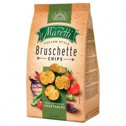 Брускети Марети зеленчуци...