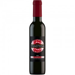 Малиново вино трастена...