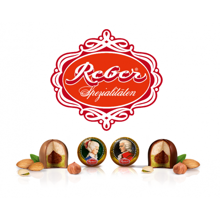 Ребер шоколадови изделия